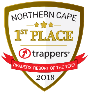 Kambro Accommodation is The Great Outdoors Guide 2018 Winner Best Resort in Northern Cape